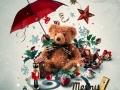 Kalėdiniai atvirukai 100