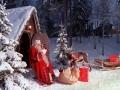 Kalėdiniai atvirukai 58