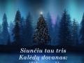 Kalėdiniai atvirukai 74