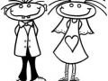 Vestuviniai atvirukai 2