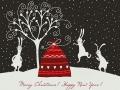 Kalėdiniai atvirukai 112