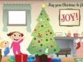Kalėdiniai atvirukai 116