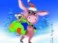 Kalėdiniai atvirukai 51